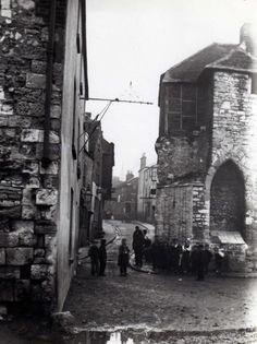 Simnel Street, Southampton in the Victorian era