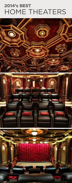 Explore more pin-worthy home theaters and vote for your favorite in the 2014 CEDIA Electronic Lifestyles People's Pick--> http://www.hgtvremodels.com/interiors/home-theater-designs-from-cedia-2014-finalists/pictures/index.html?soc=CD14