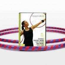 Hula-hoop workout? I'm in! How fun would this be?!