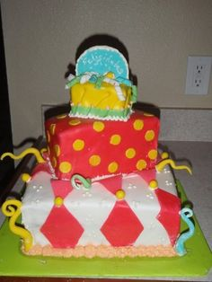 Birthday girl Cake!