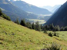 Steeg - Pimig Zicht op het Lechtal