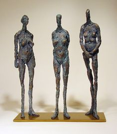 Sharon Loper || Figural Sculptures