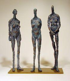 Sharon Loper || Figural Sculptures