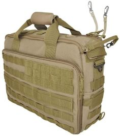 49921911268e Hazard 4 Ditch Laptop Soft BriefcaseGo Bag with Molle Coyote     Be sure to