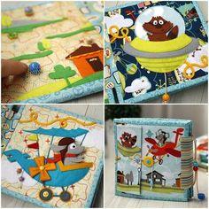 Книжка-развивайка. ПРОДАНА! ---------------- Развивающие элементы: Лабиринт, зеркало, пищалка, пуговицы, шнуровка, дергалки, перетягивание, магнитная застежка, велкро. #felt #craft #childbook #handmade #exclusive #fly #dream #фетр #развивающаякнижка #развивайка #книжкаизфетра #подарокдляребенка #дети #toy #toys #toyorder #quietbook #followme #children #beautiful #cute #amazing #happy #baby #softbook #art #instagood #present