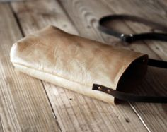 Small leather tote. Nubuck leather tote bag. Sand leather bag. Minimalist bag. Bags and purses. Leather handbag. LB028