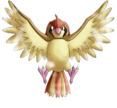 Pokemon #17 Pidgeotto