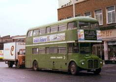 London Transport, Mode Of Transport, Rt Bus, Routemaster, Buses And Trains, Double Decker Bus, Bus Coach, London Bus, Busse
