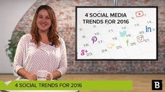 4 Social media trends you need to know going into 2016