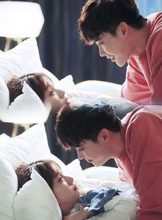 Image about love in Lee jong suk by ♬ ♡ on We Heart It Han Hyo Joo Lee Jong Suk, Lee Yoon Ji, Lee Jong Suk Cute, Sung Kang, Jung Suk, Lee Jung, W Korean Drama, Drama Korea, Lee Young Suk
