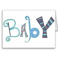 new baby custom greeting card - Custom Greeting Cards