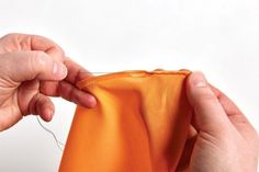 This easy-to-sew, narrow hem is perfect for fine and delicate fabrics. Watch this Threads Essential Techniques video to learn how.