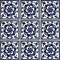 Imprimibles azulejos miniatura