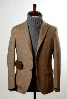 Cantarelli harris tweed-Used Cheap Mens Fashion, Mens Boots Fashion, Mens Fashion Suits, Mens Suits, Stylish Men, Men Casual, Harris Tweed, Herren Outfit, Blazers For Men