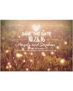 string of lights blush rustic save the date cards 5 X 7 Invitation Card from Zazzle | BHG.com Shop