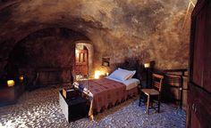 Hotel Sextantio  ( The village Santo Stefano di Sessanio-Italy )
