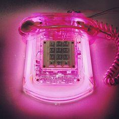 telefono #pink