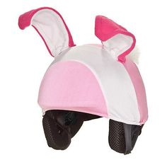 672624f4f236a Hats and Headwear 62175  Mental Pink Bunny Rabbit Nibbles Ski Snowboard  Snow Helmet Cover Animal Cover + -  BUY IT NOW ONLY   32.95 on eBay!