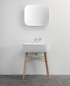 Ray Bathroom Ceramic Washbasin