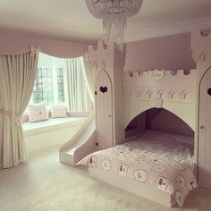 """1,744 Likes, 214 Comments - Dreamcraft Furniture (@dreamcraftfurniture) on Instagram: """"Have a scroll and view one of our most recent deliveries of one of our #princess #bedroom sets .…"""" #bedroomsets"""
