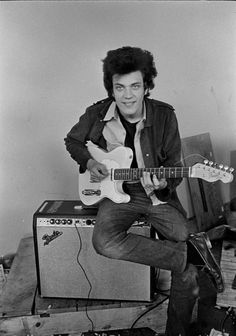 Mike Bloomfield, Electric Flag rehearsal 1968