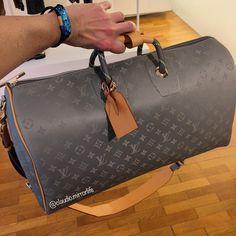 1c56d0cb1ae507 #louisvuittonkeepall *Follow @IllumiLondon for more Streetwear Collections*  #IllumiLondon Louis Vuitton Keepall