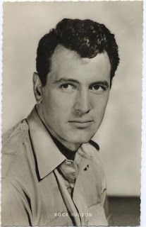 One of the hunkiest and biggest stars of the here's a taste of Rock in all his manly glory. Hudson was one of th. Hollywood Stars, Golden Age Of Hollywood, Old Hollywood, Classic Hollywood, Music Theater, Theatre, Rock Hudson, Like A Rock, Star Wars