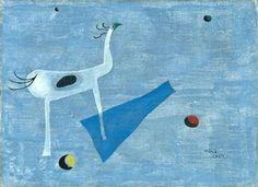 Joan Miró - Circus Horse, 1927