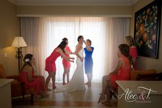 Cabo Wedding Photographers Alec and T- Pueblo Bonito Sunset Beach