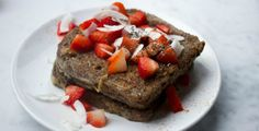 I Love Health | Vegan French Toast! | http://www.ilovehealth.nl
