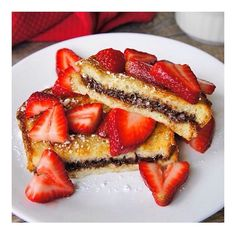 Nutella french toast  #need #now