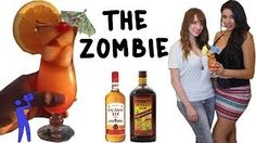 The Zombie - TipsyBartender - YouTube