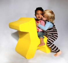 Cute friend for your kids - LieseLotte by Jäll & Tofta. 100% recyclable http://po.st/plQDIM