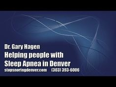 Discover how to treat sleep apnea in Denver. Avoid wearing a CPAP mask. Don't risk surgery that is costly and permanent.