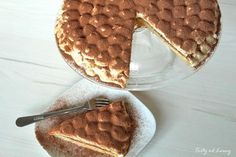 Tiramisu - recept Dessert Recipes, Desserts, Tiramisu, Waffles, Cheesecake, Sweets, Bread, Breakfast, Food