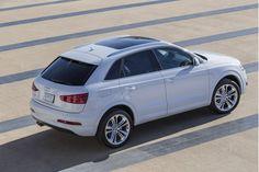 2015 Audi Q3 Side View