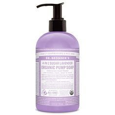 Dr Bronners Hand SoapLavender12 oz *** This is an Amazon Affiliate link. To view further for this item, visit the image link.