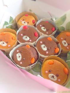 Bear muffin