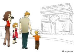 Discover the best the french capital has to offer for kids and families !