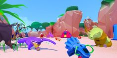 Free to play edutainment game Island Saver out now on mobile | Articles | Pocket Gamer Space Sounds, Game Mechanics, News Games, Video Games, Pc Ps4, First Person Shooter, Free To Play, Simulation Games, Learning Through Play