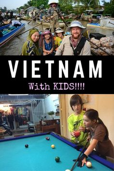 Vietnam with Kids: Our Family Travel Tips PIN