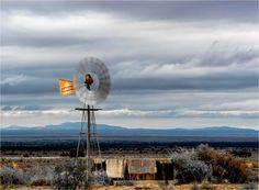 Windpompe, Klein Karoo, South Africa