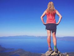 11 key tips for female thru-hikers [backpacker.com] Except for going commando....WHY dirty your pants when you can rotate between 3 easily washed underpants? And: if you want, wear earrings *that won't snag or get lost