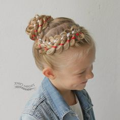 "847 tykkäystä, 44 kommenttia - Braids by Jenni Petänen (@jennishairdays) Instagramissa: ""Joyeuse Fête Nationale Suisse! She wanted a bun with red and white ribbon for tonight's party…"""
