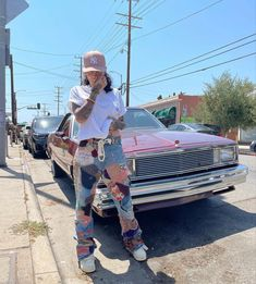 Teen Swag Outfits, Baddie Outfits Casual, Summer Outfits Men, Teenage Girl Outfits, Dope Outfits, Cute Casual Outfits, Fashion Outfits, Tomboy Fashion, Streetwear Fashion
