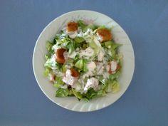 5. nedelja: Cezar salata sa ribljim štapićima, Ana Niklić