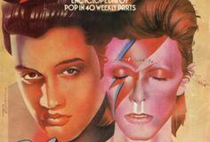 Bowie Elvis Black Star Mutation