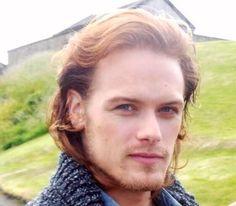 Outlander's Sam Heughan Drops The Kilt for JJ Spotlight! #Edit
