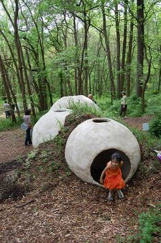 Brooklyn-based designers XLXS - Taka Sarui + Julia Molloy have just completed GrowShelter in Philadelphia, winner of the Schuylkill Environmental Education Center Sustainable Design/Build Competition. Visit the slowottawa.ca boards http://www.pinterest.com/slowottawa/