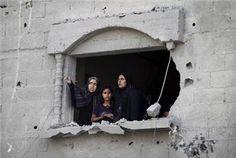 Egypt officials say Israel demands Gaza demilitarization | Maan News Agency